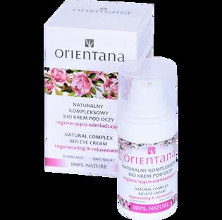 Orientana_Natural Complex_regenerująco-odmładzający krem pod oczy, 15 ml_2