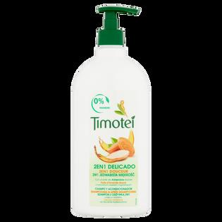 Timotei_2w1 Jedwabista Miękkość_odżywczy szampon z odżywką do włosów, 750 ml