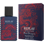 Replay Signature Red Dragon