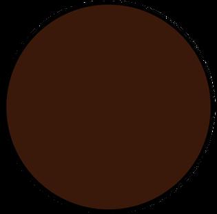 Gosh_Velvet Touch_wodoodporna kredka do oczu truly brown 024, 1,2 g_2