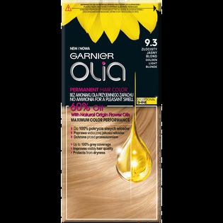 Garnier_Olia_farba do włosów 9.3 złocisty jasny blond, 1 opak.