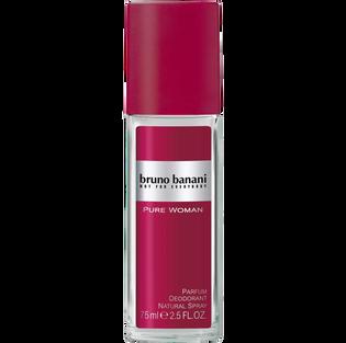 Bruno Banani_Pure_dezodorant damski w naturalnym sprayu, 75 ml