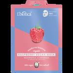 L'Biotica Raspberry Vegan Mask