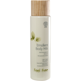 Feel Free_mleczko do ciała z olejem z awokado, 250 ml