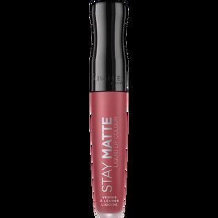 Rimmel_Stay Matte_matowa pomadka w płynie do ust pink blink 200, 5,5 ml_1