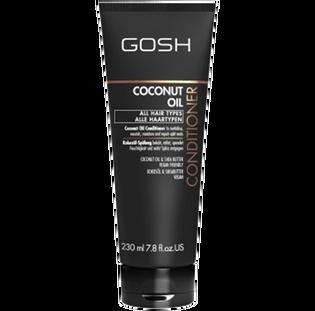 Gosh_Coconut Oil_nawilżająca odżywka do włosów, 230 ml