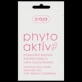 Ziaja_Phytoaktiv_wzmacniająca maseczka żelowa do twarzy, 7 ml