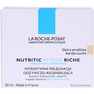 La Roche-Posay_Nutritic Intense Riche_krem do twarzy, 50 ml_2