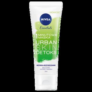 Nivea_Urban Skin Detoks_oczyszczająca 1-minutowa maska do twarzy, 75 ml