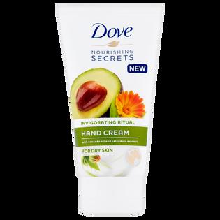 Dove_Nourishing Secrets Invigorating Ritual_nawilżający krem do rąk z awokado, 75 ml