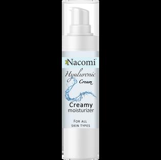 Nacomi_hialuronowy krem-żel do twarzy, 50 ml