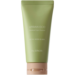 The Saem_Urban Eco Harakeke Foam Cleanser_pianka do twarzy, 150 ml