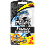 Wilkinson Sword Xtreme 3 Black Edition