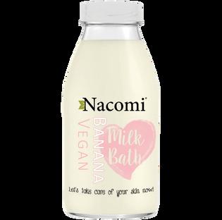 Nacomi_mleczko do kąpieli o zapachu banana, 300 ml