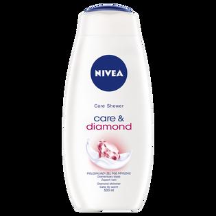 Nivea_Care & Diamond_pielęgnujący żel pod prysznic, 500 ml