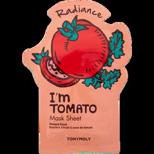 Tony Moly_I'm Tomato Radiance_maska do twarzy pomidor, 21 g