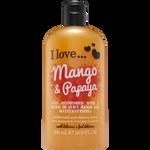 I Love Mango&papaya
