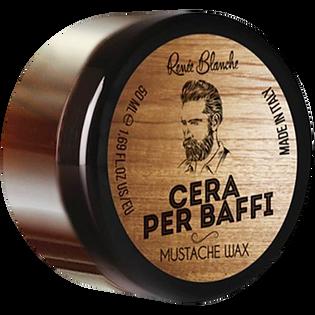 Renee Blanche_Mustache Wax Gold_modelujący wosk do brody i wąsów, 50 ml
