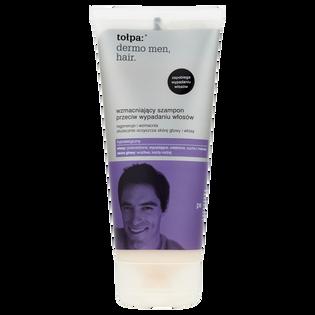 Tołpa_Dermo Men Hair_szampon wzmacniający do włosów, 200 ml