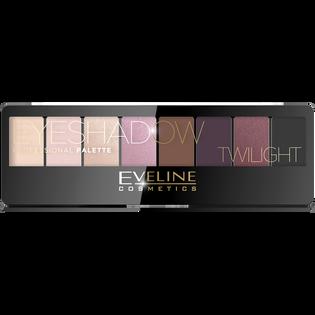 Eveline_Eyeshadow Professional Palette Twilight_paleta cieni do powiek 02, 9,6 g_1