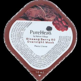 Pureheals_wygładzająca maska do twarzy na noc z żeń-szeń, 10 ml_1