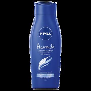 Nivea_Hairmilk_mleczny szampon do włosów normalnych, 400 ml