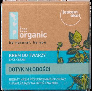 Be Organic_Dotyk Młodości_krem do twarzy, 50 ml_2