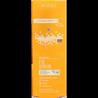 Revuele_Vitanorm C Energy_serum żelowe pod oczy z witaminą C, 25 ml_2