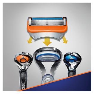 Gillette_Fusion5_wkłady do maszynki do golenia, 2 szt./1 opak_3