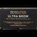 Revolution Makeup_Ultra Brow_zestaw do stylizacji brwi medium to dark, 1 opak._3