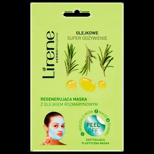 Lirene_Dermo Program_regenerująca maska do twarzy, 10 ml