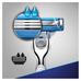 Gillette_Mach3 Turbo_maszynka do golenia męska, 1 szt., wkłady, 2 szt./1 opak._6