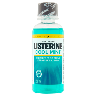 Listerine_Cool Mint_płyn do płukania jamy ustnej, 95 ml