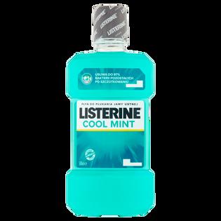 Listerine_płyn do płukania jamy ustnej, 500 ml
