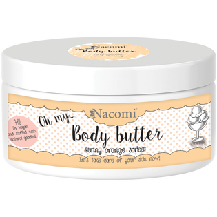 Nacomi_masło do ciała, 100 ml