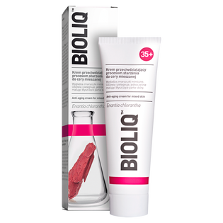 Bioliq_35+_krem przeciw starzeniu się skóry do cery mieszanej 35+, 50 ml