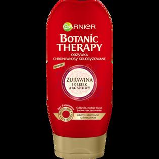Garnier Botanic Therapy_Żurawina i olejek arganowy_odżywka do włosów farbowanych, 200 ml