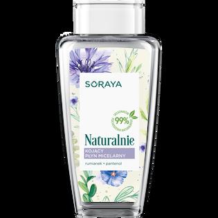 Soraya_Naturalnie_kojący płyn micelarny do demakijażu twarzy, 400 ml