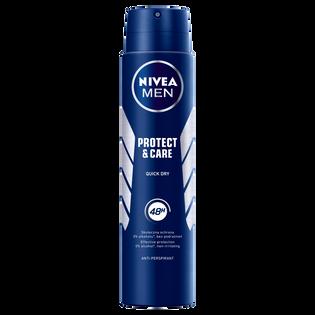 Nivea Men_Protect & Care_antyperspirant męski w sprayu, 250 ml