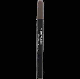 Maybelline_dwustronna kredka do brwi dark brown, 0,71 g