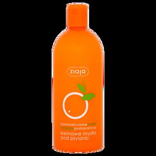 Ziaja_Energia Pomarańczy_mydło kremowe pod prysznic, 500 ml