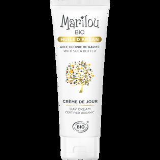 Marilou Bio_krem na dzień z olejem arganowym, 50 ml