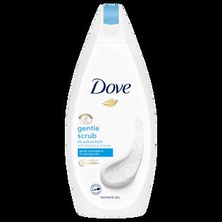 Dove_Gentle Scrub_odżywczy żel pod prysznic, 500 ml