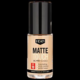 Hean_Matte Touch_podkład do twarzy natural 02, 30 ml_1