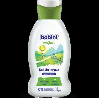 Bobini_Vegan_hypoalergiczny żel do mycia ciała, 200 ml