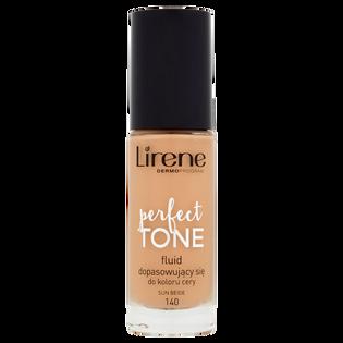 Lirene_Perfect Tone_podkład do twarzy sun beige 140, 30 ml