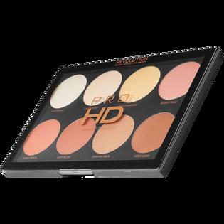Revolution Makeup_Pro HD Palette Amplified_paleta pudrów do twarzy, 30 g