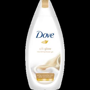 Dove_Silk Glow_odżywczy żel pod prysznic, 500 ml