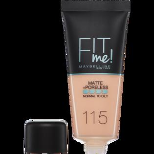Maybelline_Fit Me!_podkład matujący do twarzy ivoiry 115, 30 ml_2