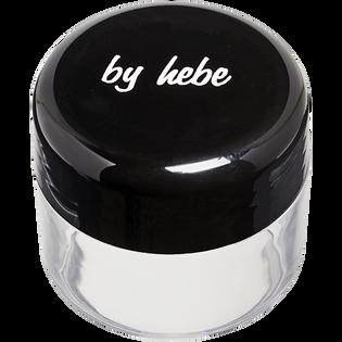 By Hebe_zestaw: butelka 80 ml, 4 szt. + słoik 10 ml, 2 szt. + słoik 30 ml, 1 szt. + szpatułka, 1 szt._3